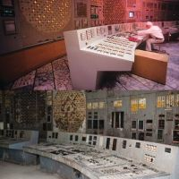 On the Radar: Chernobyl control room, then and now