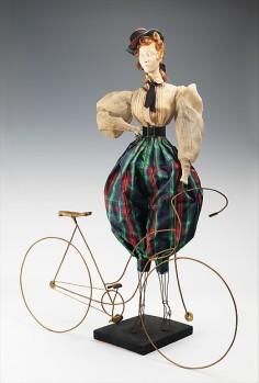 """1900 Doll"" by Calixte, The Met."