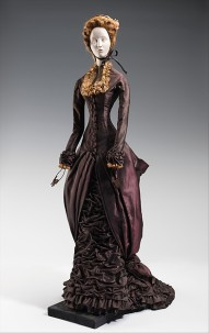 """1880 Doll"" by Dior, The Met."