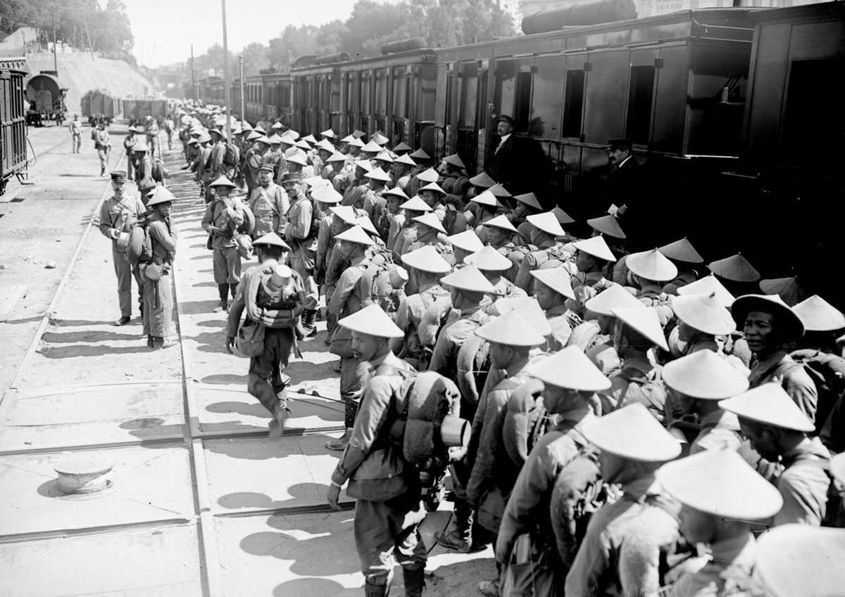 What Did The 1919 Paris Peace Conference Have To Do With The Vietnam