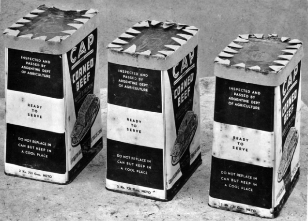 queensland_state_archives_2739_canned_meat_from_argentine_photographed_for_the_federal_commerce_department_c_1946
