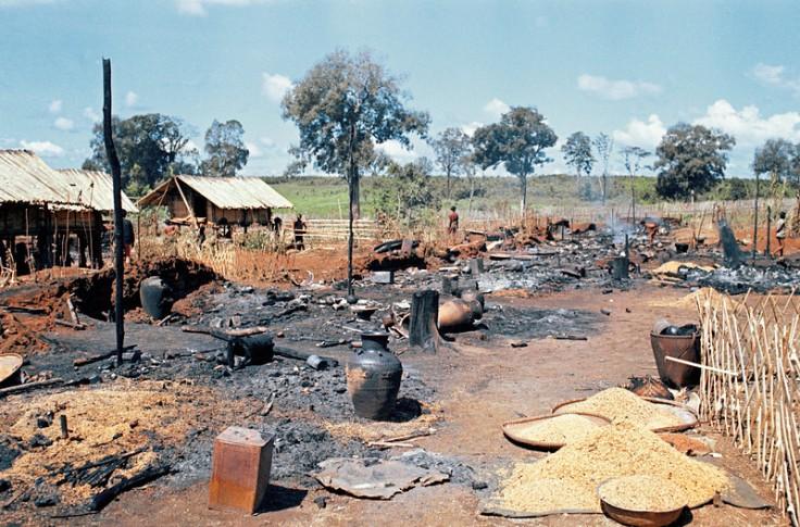 Viet Cong  Massacre