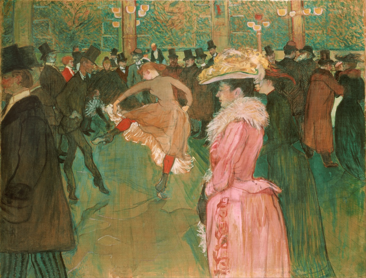 L'art de la bohème in Turn-of-the-Century Montmartre