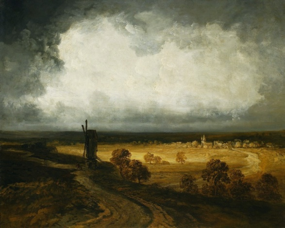 michel_landscape_with_a_windmill
