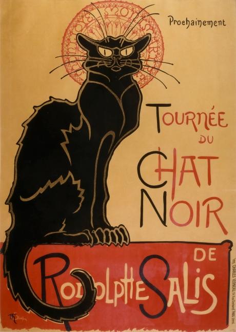 thc3a9ophile-alexandre_steinlen_-_tournc3a9e_du_chat_noir_de_rodolphe_salis_28tour_of_rodolphe_salis27_chat_noir29_-_google_art_project