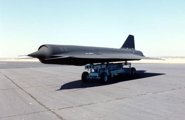 Lockheed D-21B