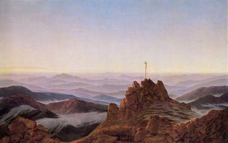 Caspar_David_Friedrich,_Morgen_im_Riesengebirge
