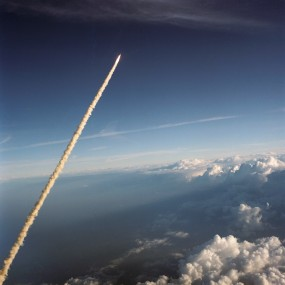 STS-41-B_Launch_(20071535339)