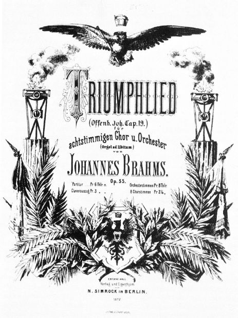 Triumphlied_brahms_frontpage